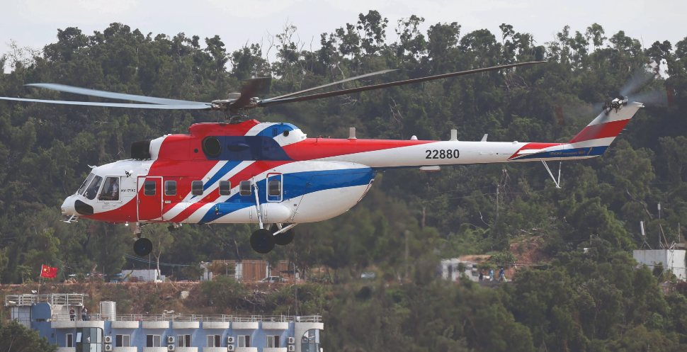 Mi-171A2 - Russian Helicopters