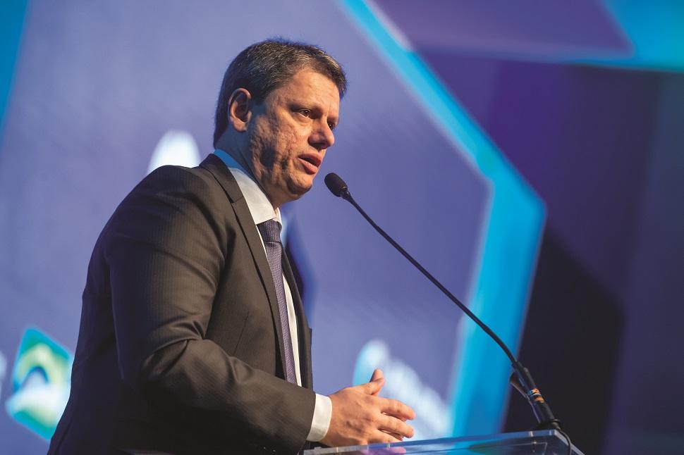Minister for infrastructure Brazil Freitas