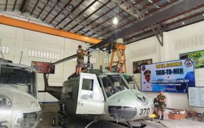 PAF UH-1