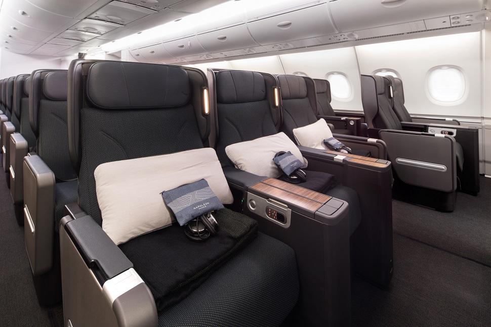 QF A380 premium economy