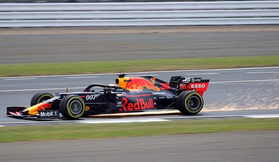 Red Bull Honda Verstapen c Max Kingsley-Jones Flig