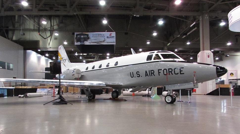 Rockwell Sabreliner 60 c Max KJ FlightGlobal