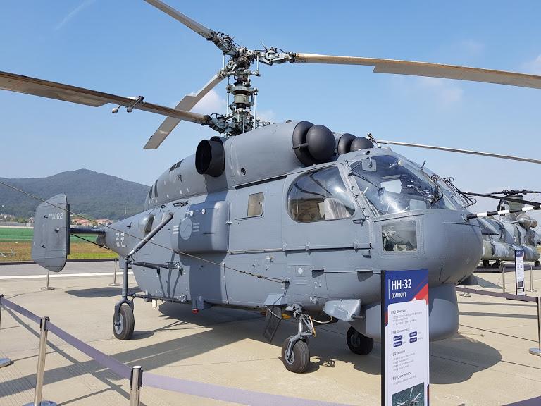 ROKAF KA-32