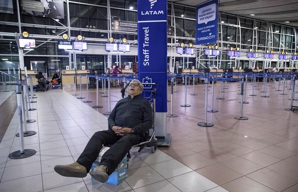 Santiago airport