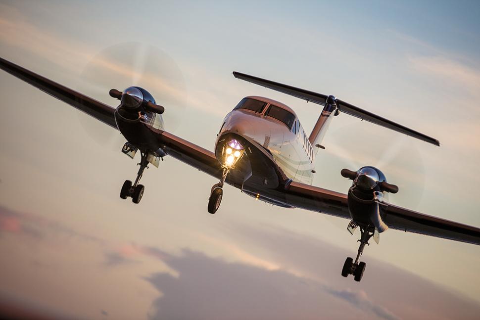 web Beechcraft KingAir 250 c Textron Aviation