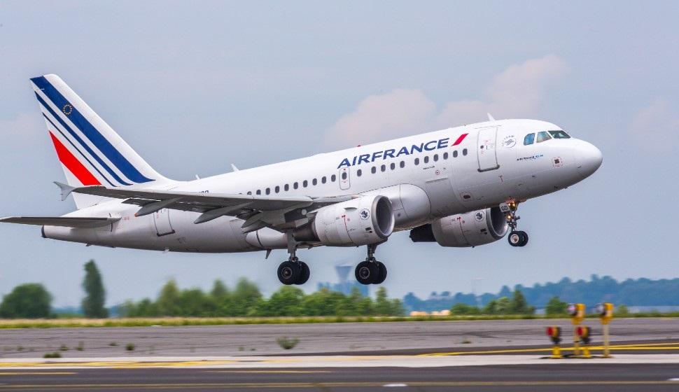 Air France A318 - Air France