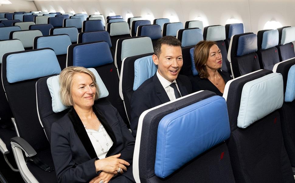 Air France execs