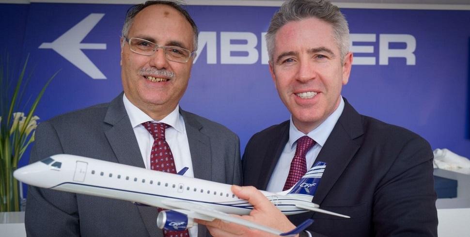 CIAF Embraer Dubai signing