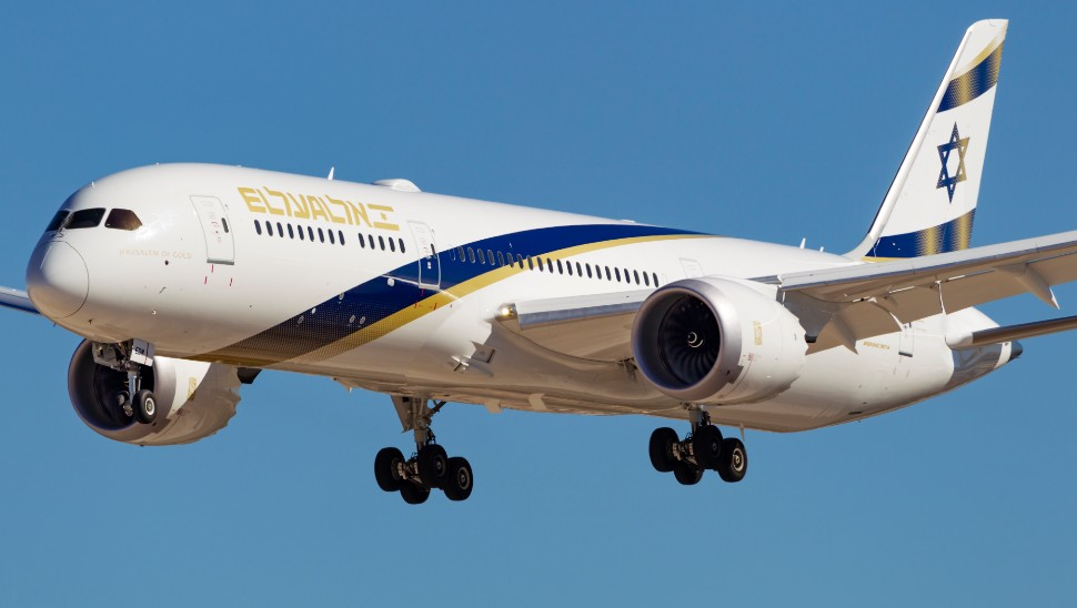 El Al 787 - AirTeamImages