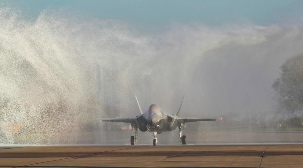 F-35A Netherlands 2