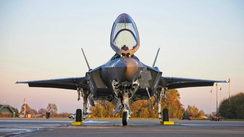 F-35A Netherlands