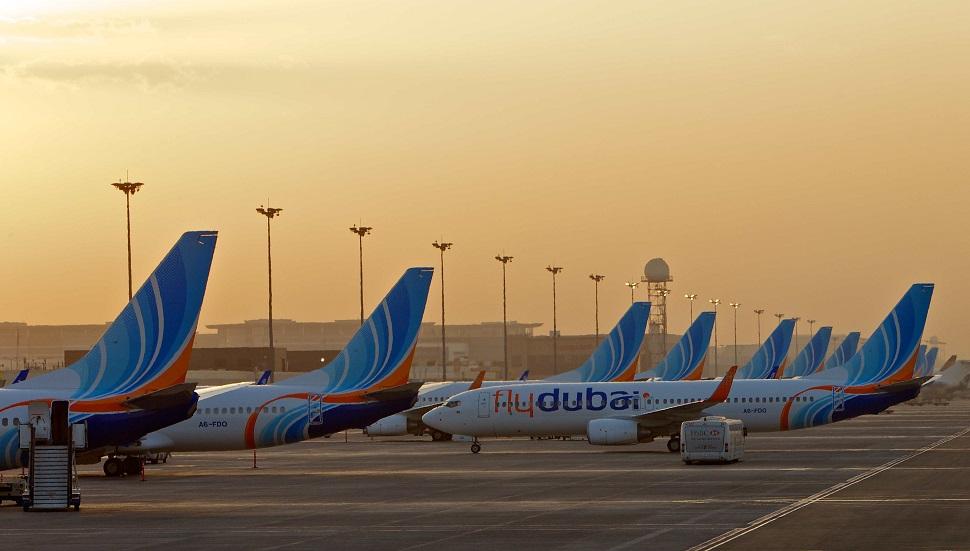 Flydubai fleet