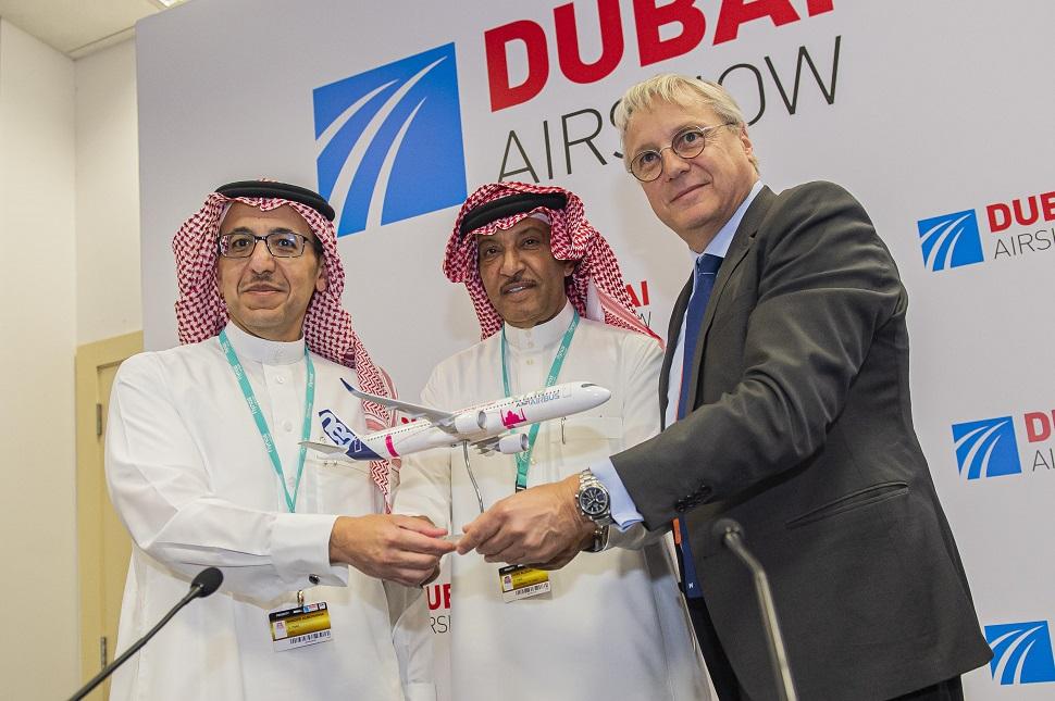 Flynas Dubai XLR signing