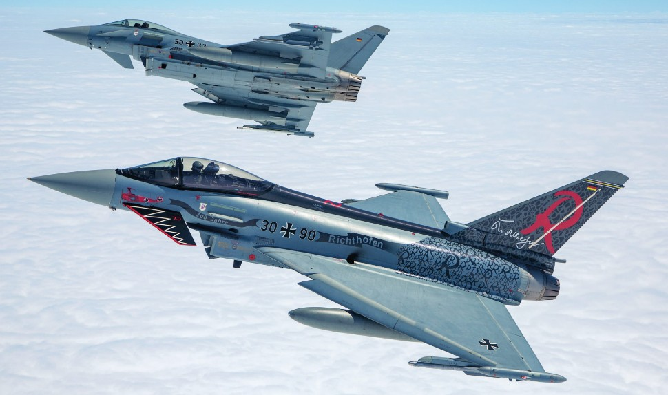 German Eurofighters - Eurofighter