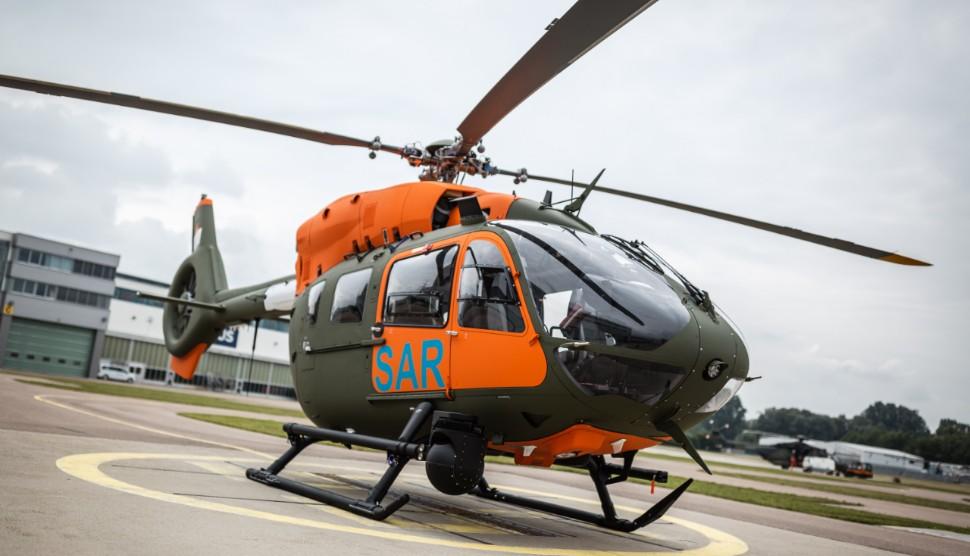 H145 Germany SAR