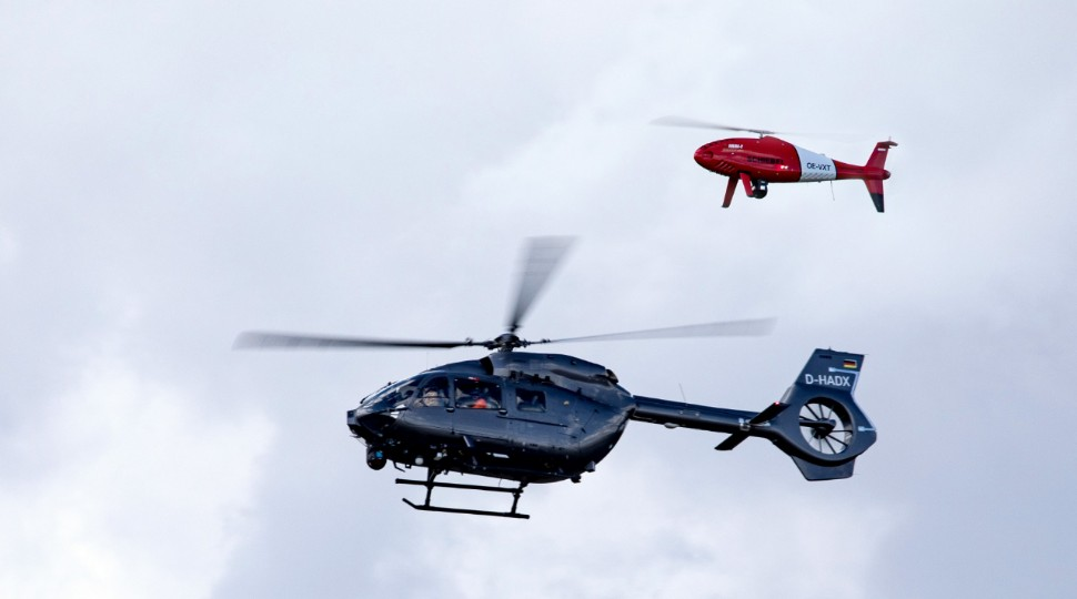 H145 Manned Unmanned