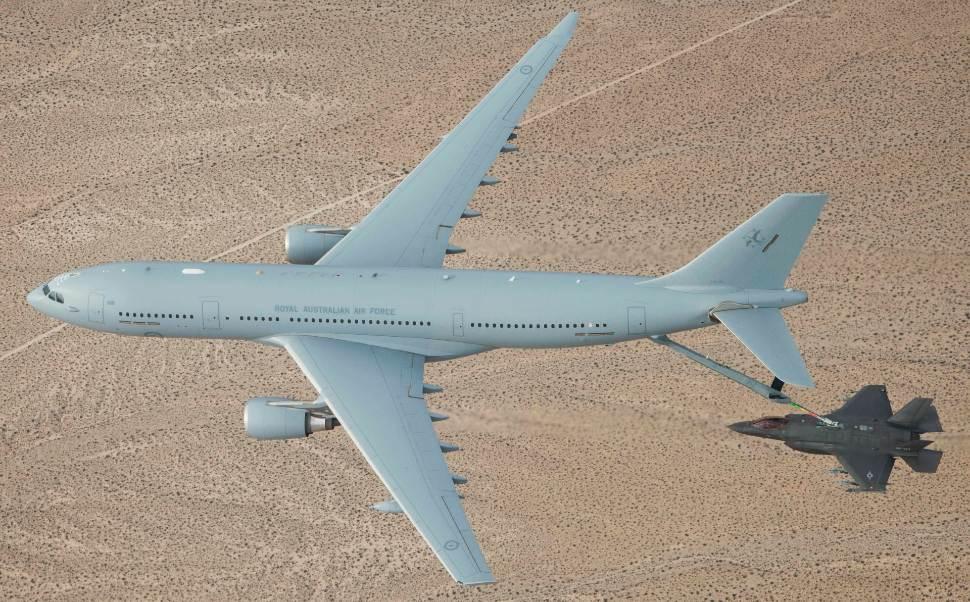 KC-30A F-35 - Lockheed Martin