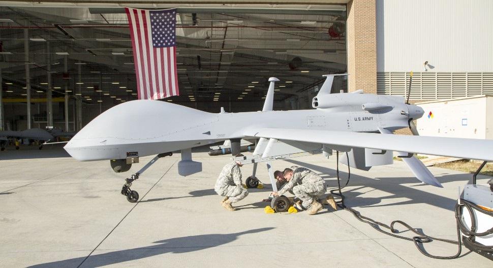 MQ-1C Gray Eagle - US Army