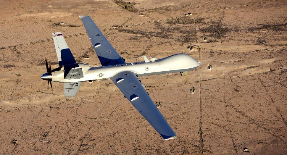 MQ-9 Reaper - US Air Force