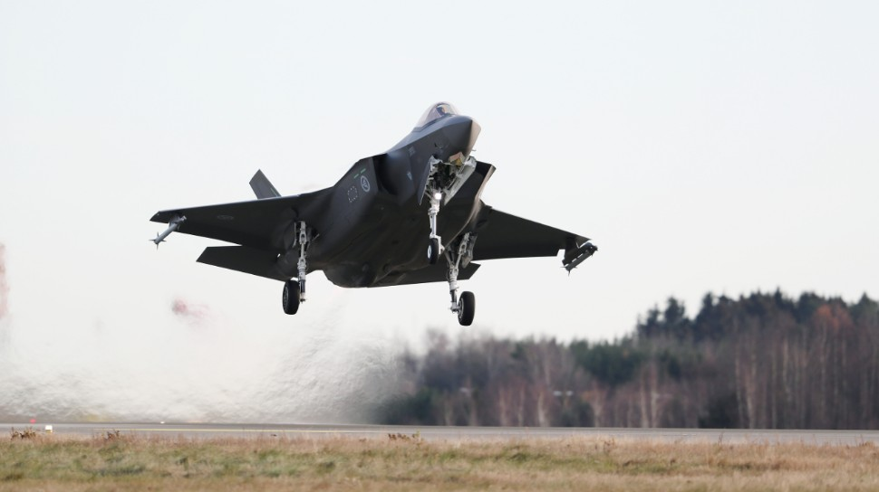 Norway F-35 IOC