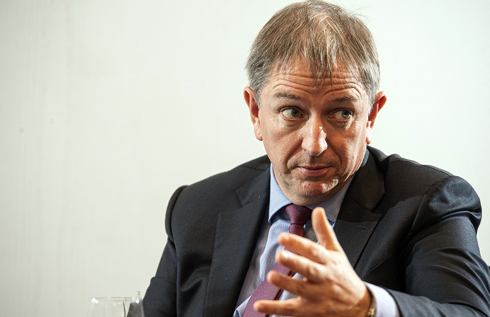 Peter Barrett SMBC