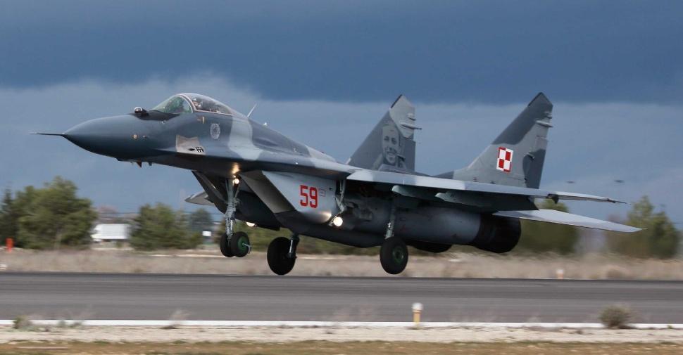 Polish MiG-29 - Bartosz Glowacki
