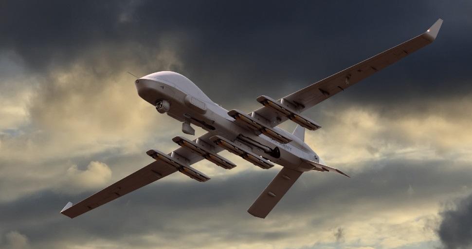 Reaper GBU-69B - General Atomics Aeronautical Syst