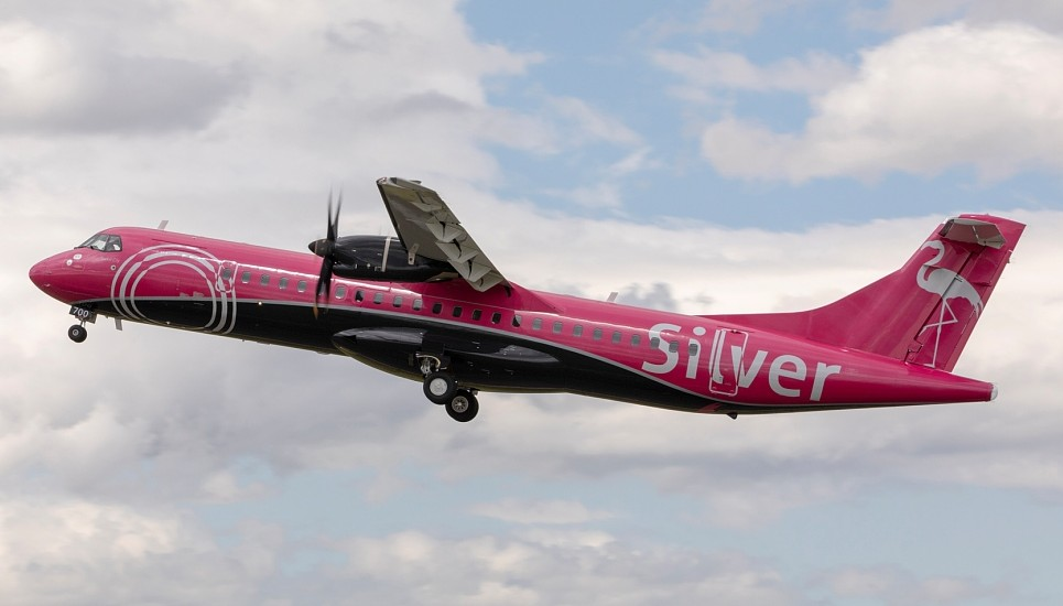 Silver Airlines ATR 72-600