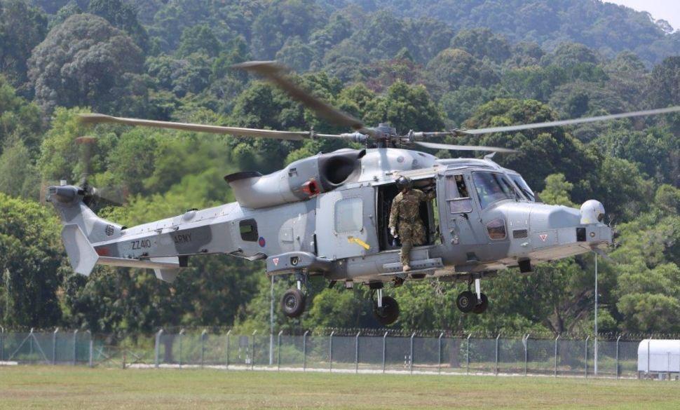 Wildcat - Leonardo Helicopters