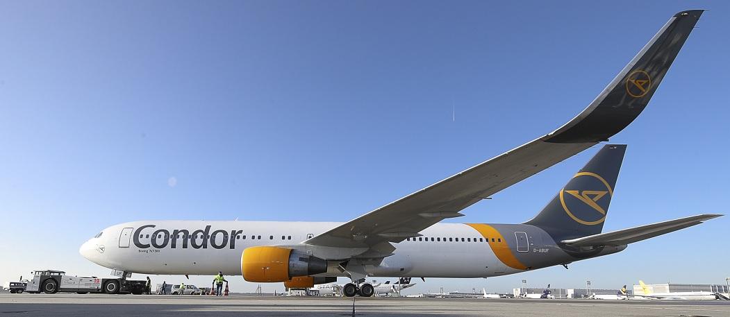 Condor 767 D-ABUF